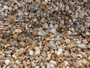 Septic Rock. For drainage, pathways and as decorative rock.