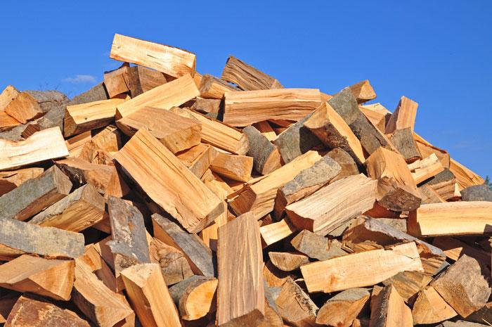 Seasoned firewood!
