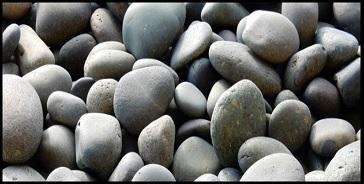 Mexico Beach Pebbles