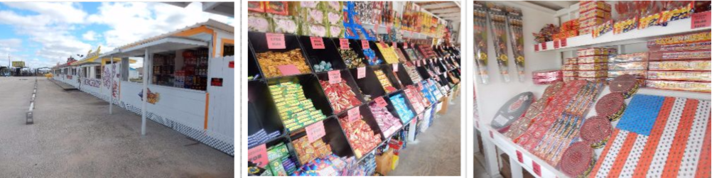 Light up the sky with our huge selection of fireworks!