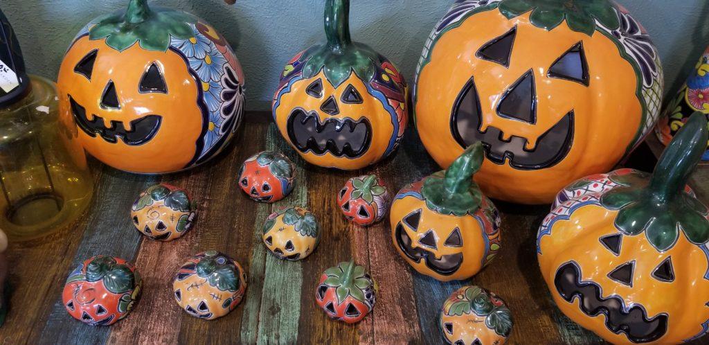 Talavera Pumpkins!