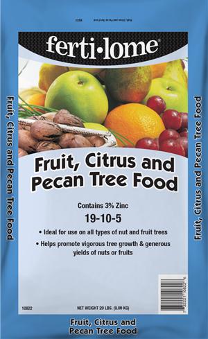 Fruit, Citrus and Pecan Tree Food fertilizer!