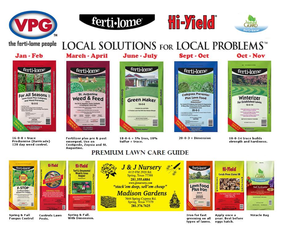 Premium lawn care guide.