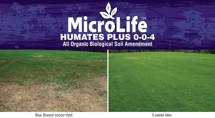 MicroLife Humates Plus All Organic Biological Fertilizer