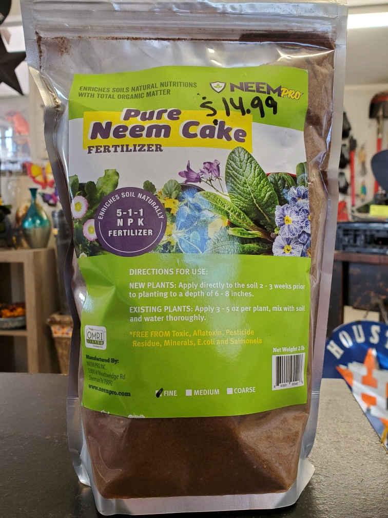 Neem Cake 5-1-1
