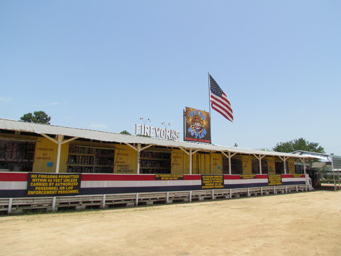 Fireworks for sale the best fireworks stand at Madison Gardens Nursery, Spring, TX