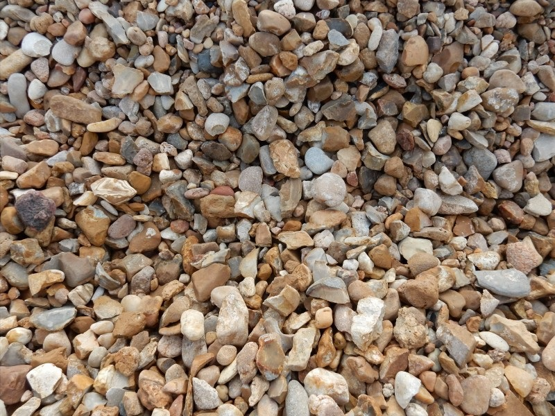 Septic Rock at Madison Gardens Nursery, Spring, TX