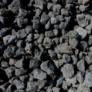 Black Lava Gravel