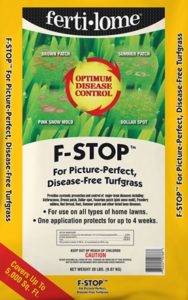 F-Stop Fungicide Granules (20 lbs). Covers 5,000 square feet.